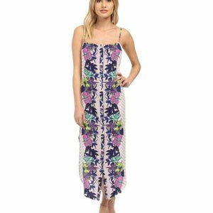 NWT Mara Hoffman Jardin Majorelle Stone Dress